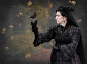 APU Winter Merit Award E-Certificate - Lee Sutton (England)  Miss Peregrine And Miss Blackbird