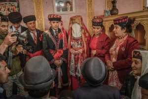 APU Gold Medal - Xiaogang Li (China)  Xinjiang Wedding