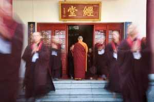 Certificate of Nomination - Dachun Jiang (China)  Monks