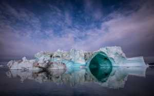 PhotoVivo Gold Medal - Sofi Aida Sugiharto (Indonesia)  Iceberg With Reflection