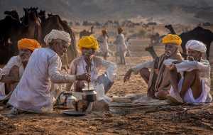 Raffles Gold Medal - Atanu Das Mahapatra (India)  Tea Break