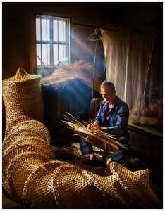 FIP Gold Medal - Yan Wong (China)  Knitting