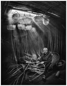 ICPE Gold Medal - Yan Wong (China)  Weaving