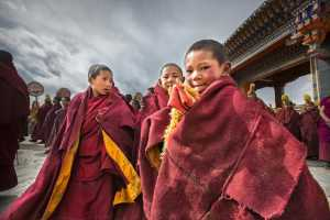 APAS Honor Mention - Tan Tong Toon (Malaysia)  Child Monk