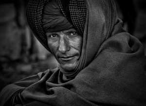 PhotoVivo Gold Medal - Amani Alqahtani (Saudi Arabia)  Man Of Pushkar