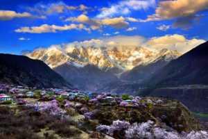 Circuit Merit Award e-certificate - Changyu Tong (China)  Spring In Tianshan Mountains
