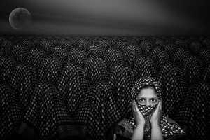 PhotoVivo Gold Medal - Saurabh Sirohiya (India)  The Hidden Faces