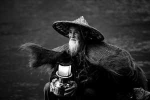 APU Winter Honor Mention E-Certificate - Jun Zhao (China)  Li River Fisherman