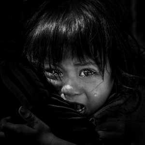 PhotoVivo Gold Medal - Jun Sui (China)  Crying Cambodian Girl