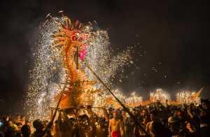 APAS Gold Medal - Hoi Veng Vong (China)  03_Fire Dragon Dances