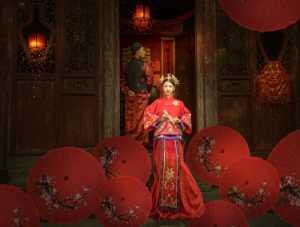 PhotoVivo Gold Medal - Zhijian Huang (China)  Chinese Bride