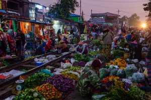 Circuit Merit Award e-certificate - Nan Kay Thi Hlaing (Myanmar)  Train Market In Myanmar