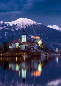 PhotoVivo Honor Mention e-certificate - Samir Zahirovic (Bosnia and Herzegovina)  Bled