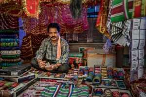 PhotoVivo Gold Medal - Yu Wang (China)  The Small Shop Owner 2