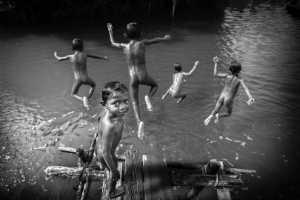 PSA Gold Medal - Gong Sang Liong (Malaysia)  Jumping