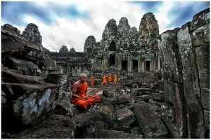 SIPC Merit Award - Thomas Lang (USA)  Angkor  Impression