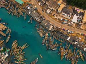 PhotoVivo Gold Medal - Kaiwen Yang (China)  Overlooking The Harbor