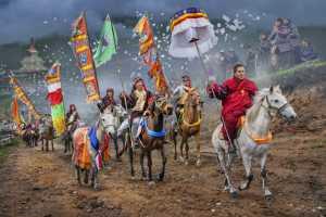 ICPE Gold Medal - Arnaldo Paulo Che (Hong Kong)  Tibetan Mullbery Festival 7