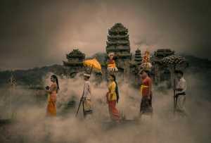 PhotoVivo Gold Medal - Dao Tien Dat (Vietnam)  The Fairytale Domain No 1