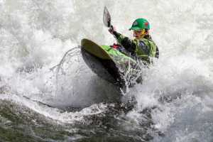 APAS Honor Mention e-certificate - Nancy Lee (Canada)  White Water Kayaking W2