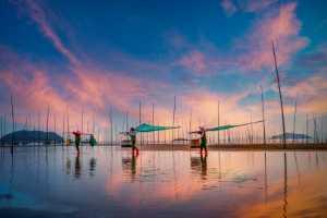 Circuit Merit Award e-certificate - Xiaohua Lu (China)  Fishing
