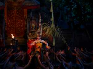PhotoVivo Honor Mention e-certificate - Louise Xie (USA)  Kecak Dance