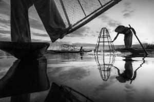 Circuit Merit Award e-certificate - Chin Leong Teo (Singapore)  Inle Fisherman 1