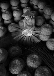 APU Spring Merit Award E-Certificate - Xuan Han Nguyen (Vietnam)  Bamboo Basket Knitting