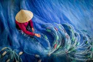 RPST Gold Medal - Chin Leong Teo (Japan)  Blue Fishing Nets 2