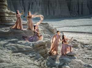 PhotoVivo Gold Medal - Liquan Sheng (China)  The Legend Of No Man's Land