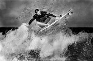 APU Honor Mention E-Certificate - Raymond Liang (Australia)  Man Surf