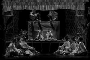 Raffles Honor Mention E-Certificate - Pyae Phyo San Maung (Myanmar)  Puppet Show