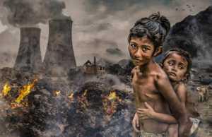 ICPE Gold Medal - Pandula Bandara (Sri Lanka)  Burning 2