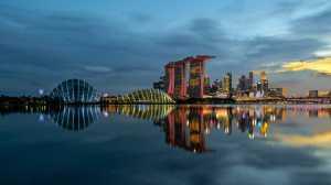 PhotoVivo Gold Medal - Veronica Chai (Singapore)  Reflection