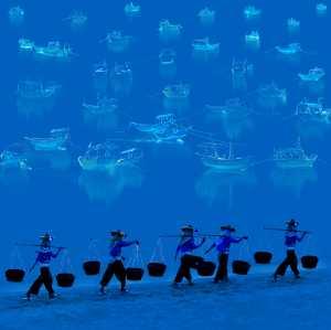 Circuit Merit Award e-certificate - Shenghua Yang (China)  Beautiful Beach Scenery