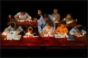 Circuit Merit Award e-certificate - Ducte Le (USA)  C2- Night Class For Orphans