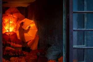 PhotoVivo Gold Medal - Weining Lin (China)  Umbrella Maker