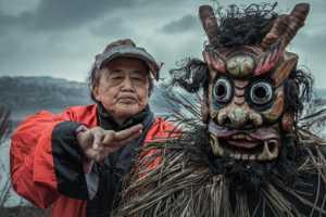 PhotoVivo Gold Medal - Hongli Wang (China)  Serious