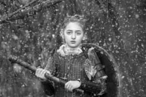 APU Winter Honor Mention E-Certificate - Lee Sutton (England)  Saxon Girl