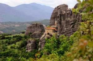 Circuit Merit Award e-certificate - Klea Kyprianou (Cyprus)  Meteora Monastery 04