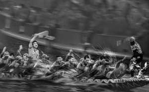 PhotoVivo Gold Medal - Jing Li (China)  Rowing