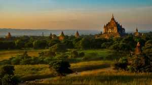 APU Honor Mention e-certificate - Hari Lakshmi Ratan (India)  Pagodas Of Bagan