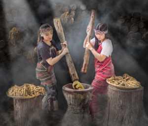 APU Merit Award E-Certificate - Woodpecker Huang (Taiwan)  Beauty Pound Millet Mochi