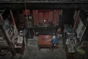 PhotoVivo Gold Medal - Yangcai Yang (China)  Old House