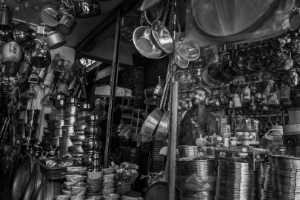 PhotoVivo Gold Medal - Yu Wang (China)  Shopkeeper 2