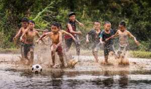 Circuit Merit Award e-certificate - Jincheng Zhou (China)  Water Football Match