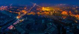 PhotoVivo Gold Medal - Rongmao Yang (China)  Ancient City At Night