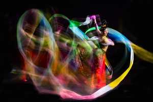 PSA HM Ribbons - Yiu Wah Wong (Hong Kong)  Dancing Girl 582