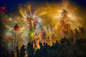 PhotoVivo Gold Medal - Arnaldo Paulo Che (Hong Kong)  Fiery Dragon Festival 1