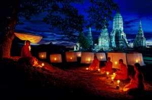 PhotoVivo Gold Medal - Waranun Chutchawantipakorn (Thailand)  4.Wat Chaiwattanaram